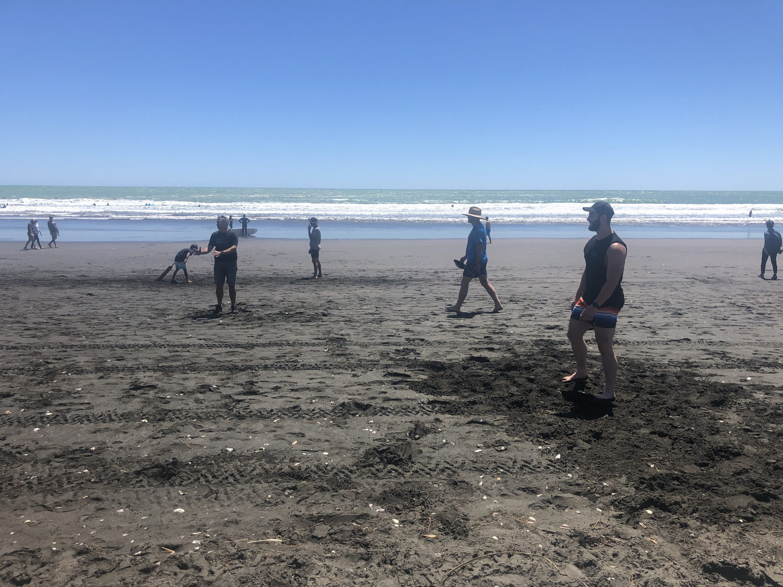 Kick off 2021 in Raglan